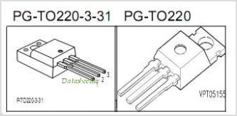 SPP11N80C3 pinout,Pin out