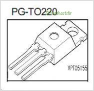 SPP20N60CFD pinout,Pin out