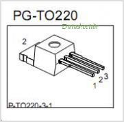 SPP20N60S5 pinout,Pin out