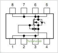 TPC8A02-H pinout,Pin out