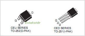 CED3301 pinout,Pin out