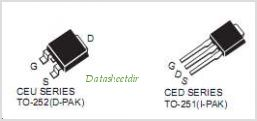 CED4301 pinout,Pin out