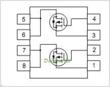 FDS8934A circuits