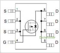 IRF7606 circuits