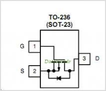 SI2327DS pinout,Pin out