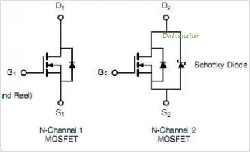 SI4340DY circuits