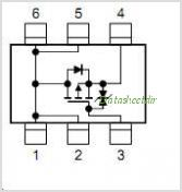 TPC6103 pinout,Pin out