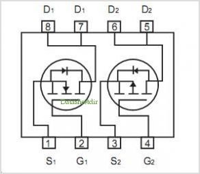 CER6080 pinout,Pin out
