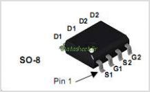 FDS4895C pinout,Pin out