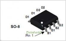 FDS9934C pinout,Pin out