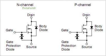 N Channel Mosfet Datasheet