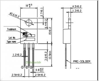 2SJ475-01 pinout,Pin out