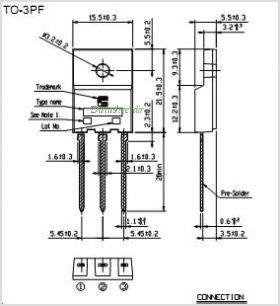 2SK3523-01R pinout,Pin out