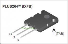 IXFB60N80P pinout,Pin out