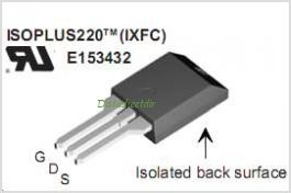 IXFR20N80P pinout,Pin out