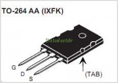 IXFH36N60P pinout,Pin out
