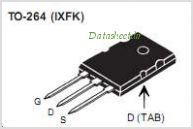IXFH88N30P pinout,Pin out
