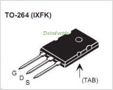 IXFK140N20P pinout,Pin out
