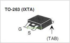 IXTA70N085T pinout,Pin out