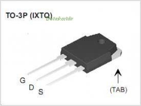 IXTQ140N10P pinout,Pin out