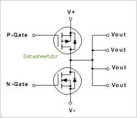 NDS8858H circuits