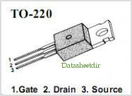SFP2955 pinout,Pin out