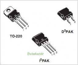 STB100NF03L-03-1 pinout,Pin out