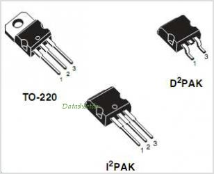 STB200NF03T4 pinout,Pin out