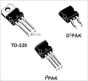 STB200NF04 pinout,Pin out