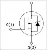 STB60NF10 circuits
