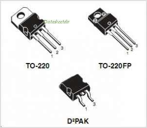 STB75NF75 pinout,Pin out