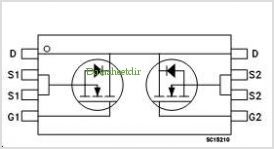 STC5NF30V pinout,Pin out