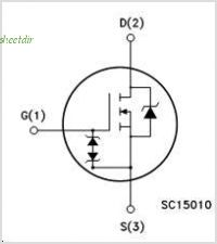 STD5NK52ZD circuits