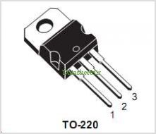 STP22NF03L pinout,Pin out