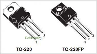 STP5NB100FP TRANSISTOR N-CHANNEL MOSFET TO-220F