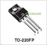 STP60NF06FP pinout,Pin out