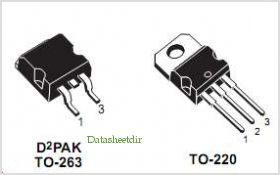 STP70NF3LL pinout,Pin out