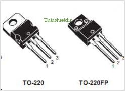 STP75NE75 pinout,Pin out