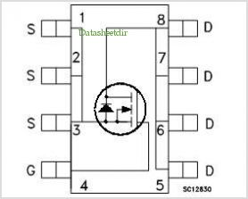 STSJ60NH3LL pinout,Pin out